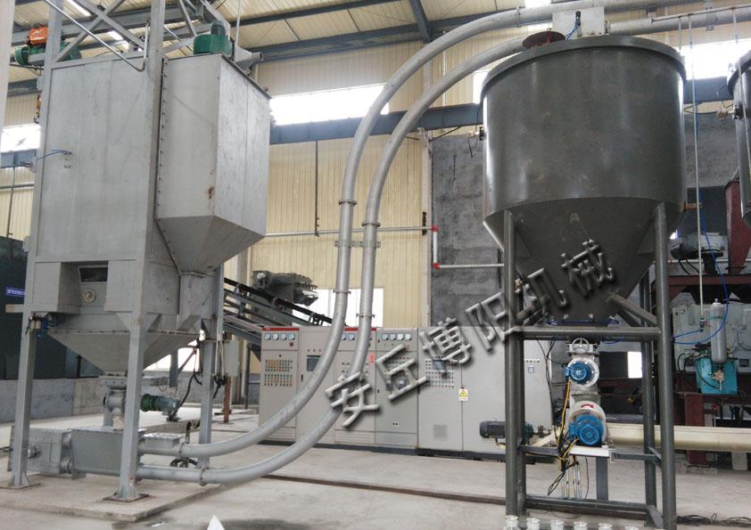 哪里的碳酸氢铵肥料吨袋拆包机厂家比较专业