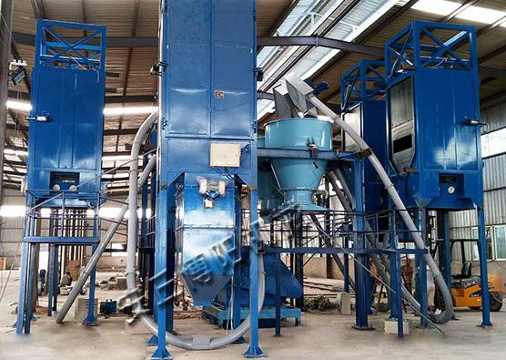 碳酸铵吨袋卸料机,自动吨袋拆包机厂家