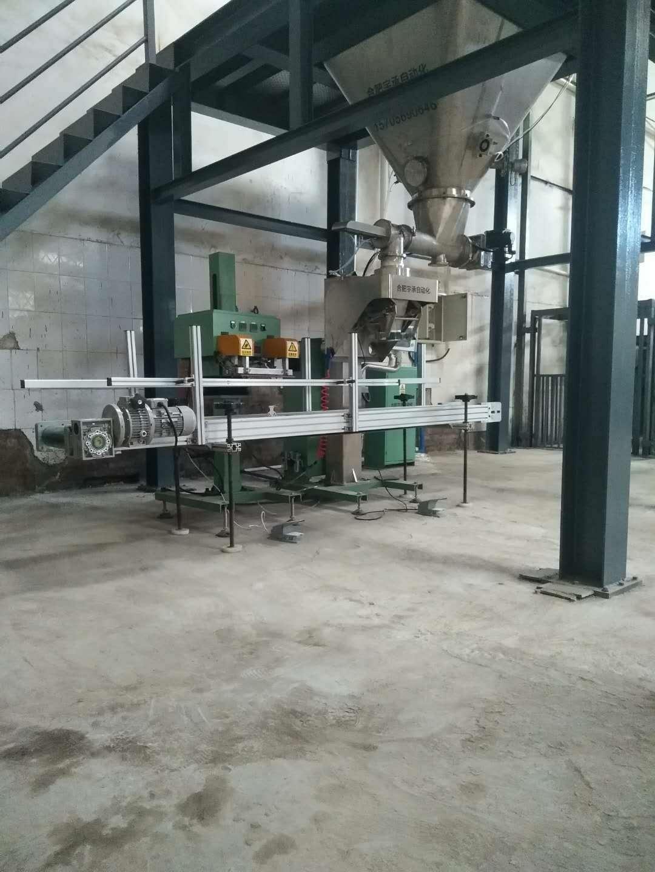 黄腐酸钾水溶肥专用生产线