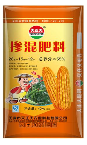 天正天牌高氮玉米免追肥