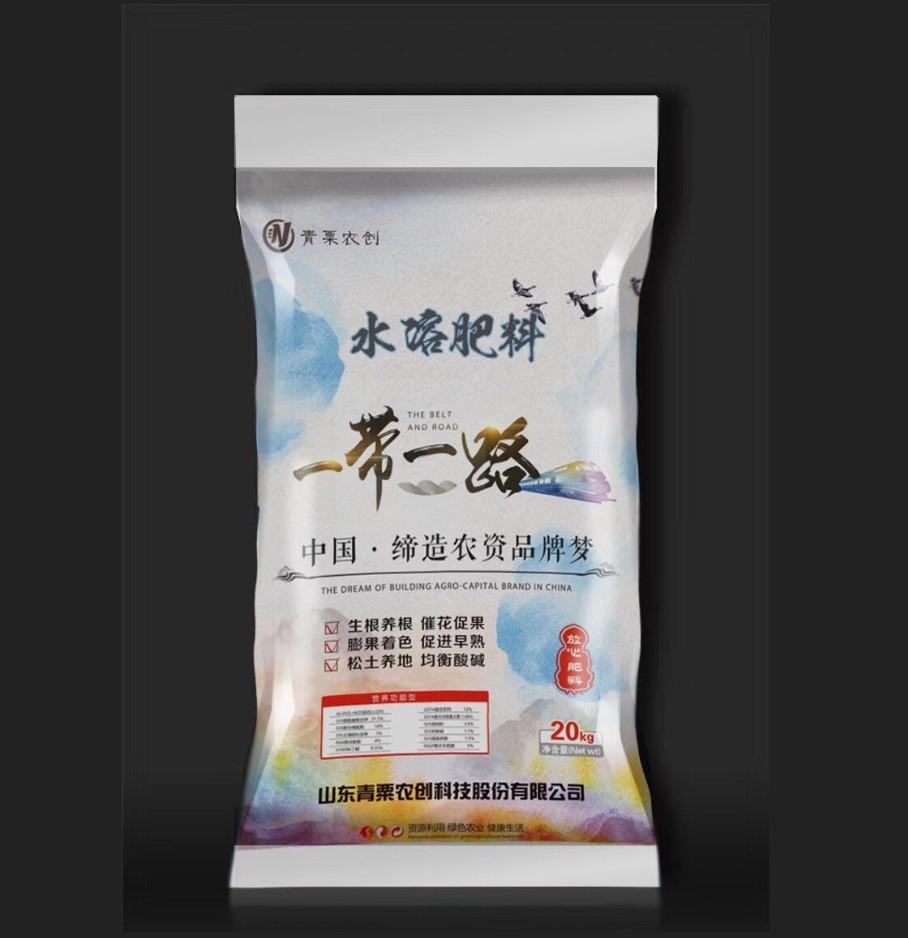 青粟农创八亿微生物水溶肥